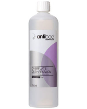 Antibac 75%+ overflate 1000ml x 12