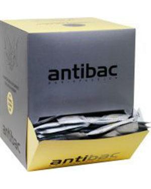 Antibac 70%+ våtserv enkeltpakket