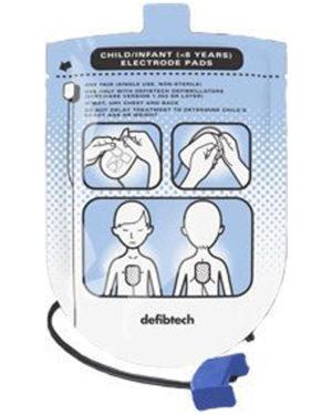 Lifeline AED elektrodesett barn