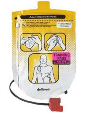 Lifeline elektroder trening m/kabel 1 pk