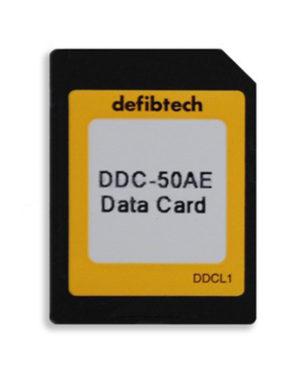 Lifeline AED datakort medium