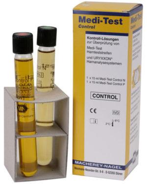 URYXXON / Medi-Test control kontrollkit