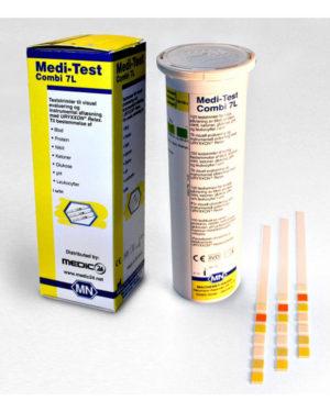 URYXXON / Medi-Test Combi 7L urinstrimmel