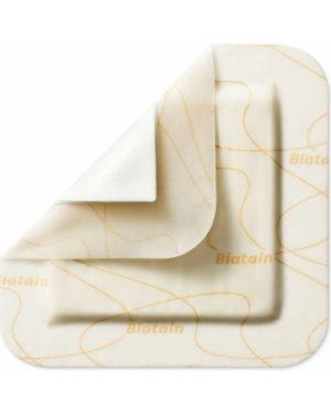 Biatain Silicone 10x10cm til veskende sår