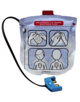 Lifeline VIEW/PRO elektrodesett barn