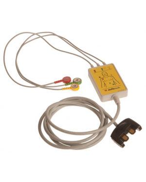 Lifeline PRO 3-avleder kabel