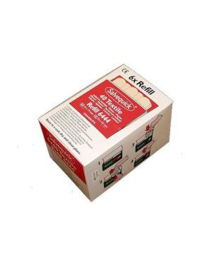 Salvequick plaster tekstil refill 40 strips 6444