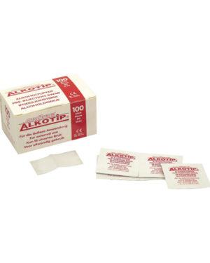 Injeksjonstørk Alkotip  60x25mm