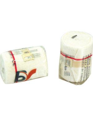 Universalbind elastisk BV hvit eske à 10 stk